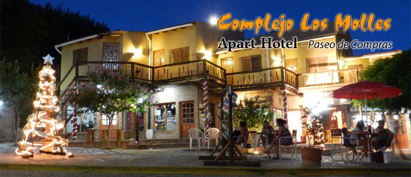 Cabañas Apart Hotel Complejo los Molles Alojamiento